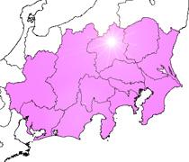 群馬県や栃木県など関東圏から東海まで運送します